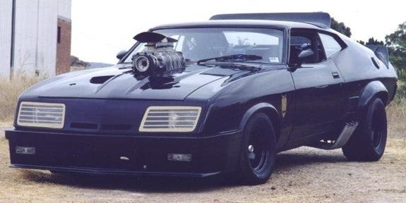 1973 XB GT Ford Falcon mad max