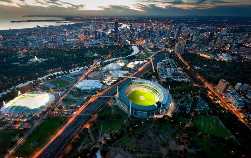 Melbourne Cricket Ground2