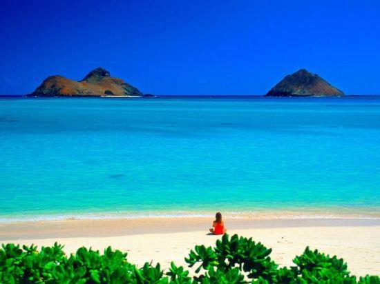 Lanikai-Hawaii