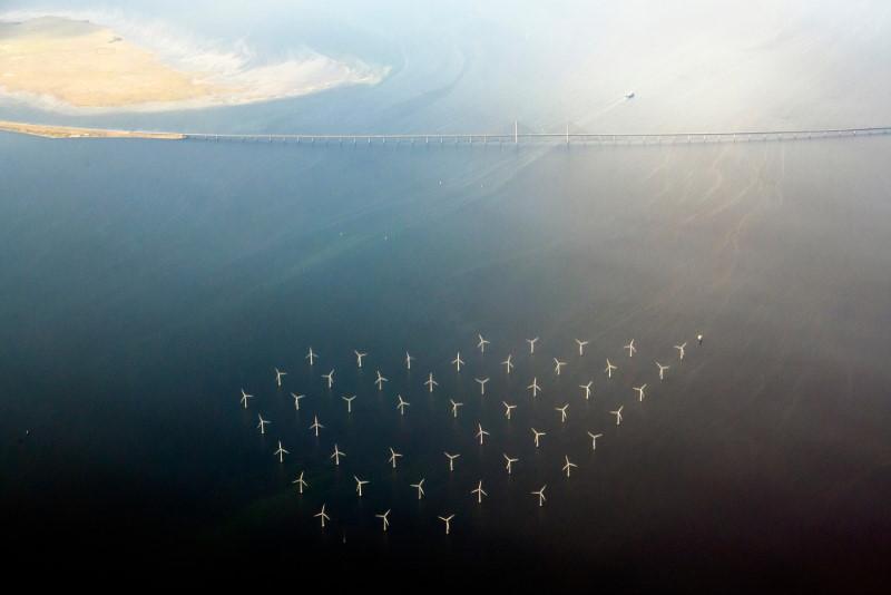 denemarken windturbines