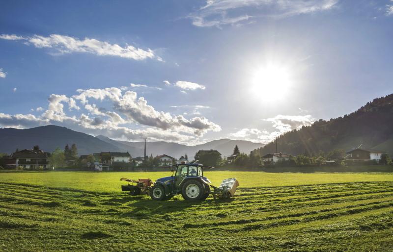 oostenrijk - milieuvriendelijke landbouw