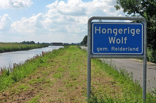 Hongerige Wolf