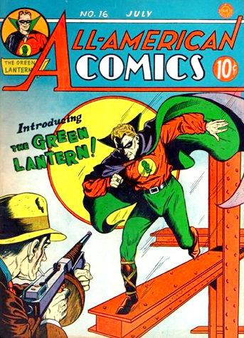 All-American comics No. 16