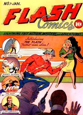 Flash Comics No.1