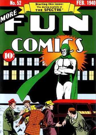 More Fun Comics No. 52