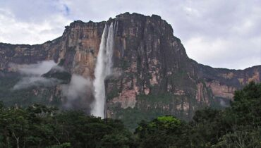 angel waterval venezuela