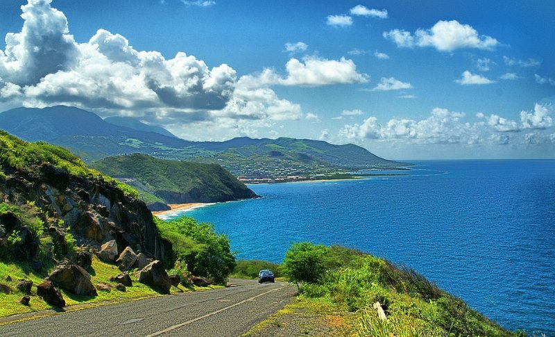 Saint-Kitts eilanden