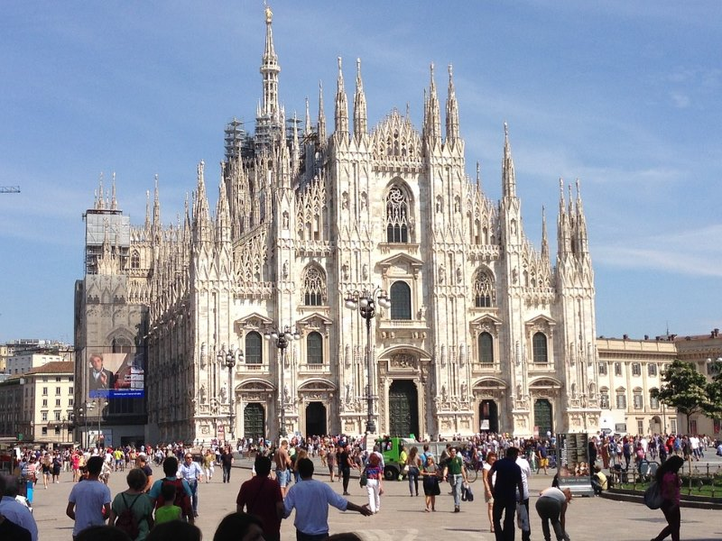Dom van Milaan