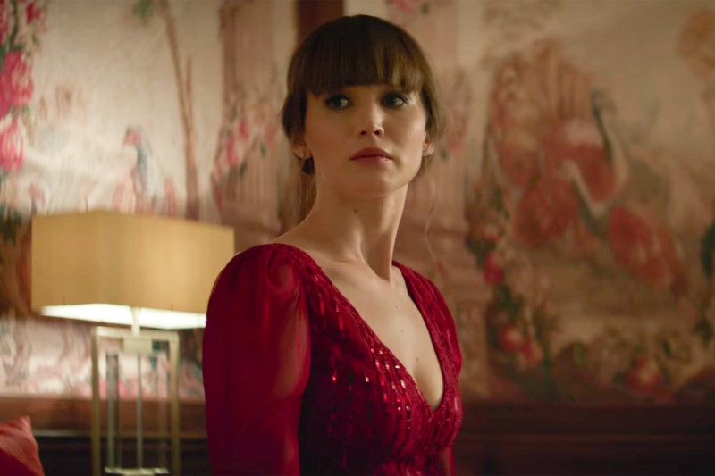 Jennifer Lawrence - red sparrow 2018