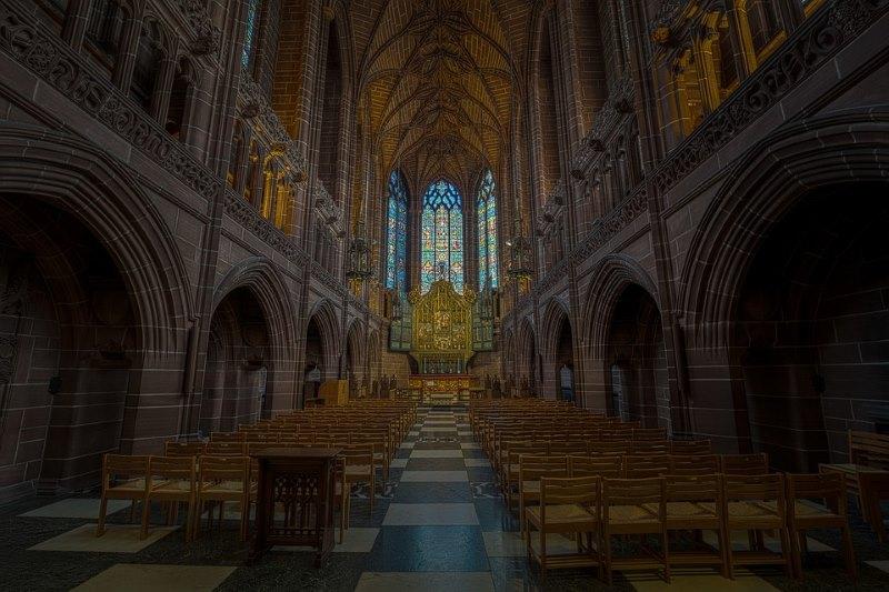 Liverpool kathedraal 2