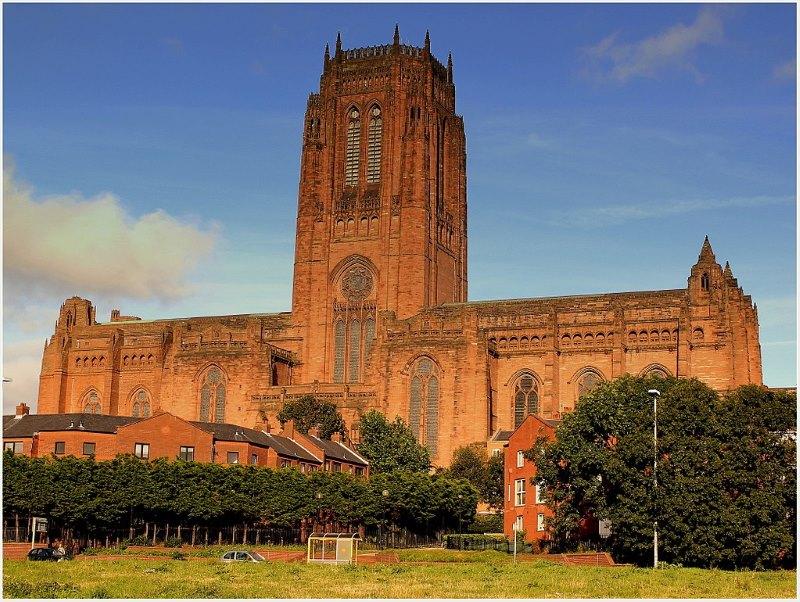 Liverpool kathedraal