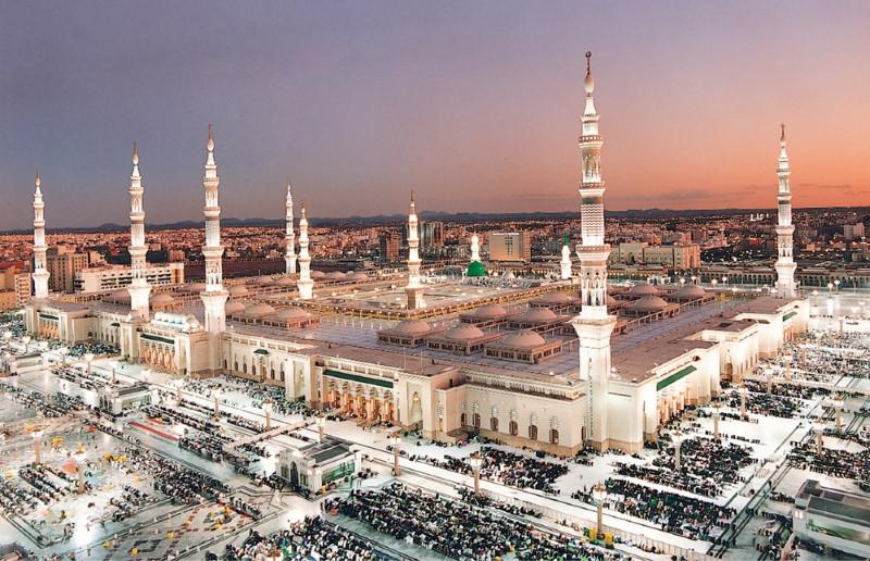 Moskee van de Profeet (Masjid an-Nabawi)
