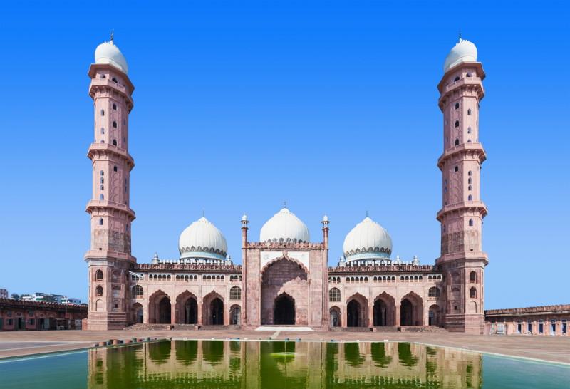 Taj-ul-Masajidmap