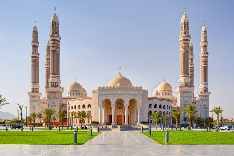 saleh moskee