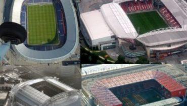 voetbalstadions-nederland