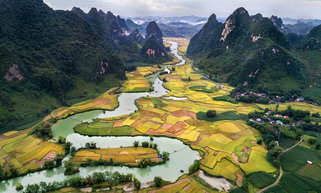 vietnam winterzon bestemming