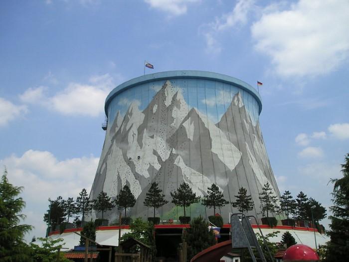 wunderland kalkar - pretpark in oude kerncentrale