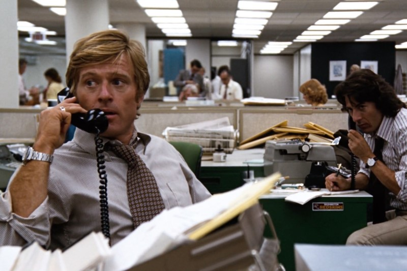 All the President's Men beste waargebeurde film