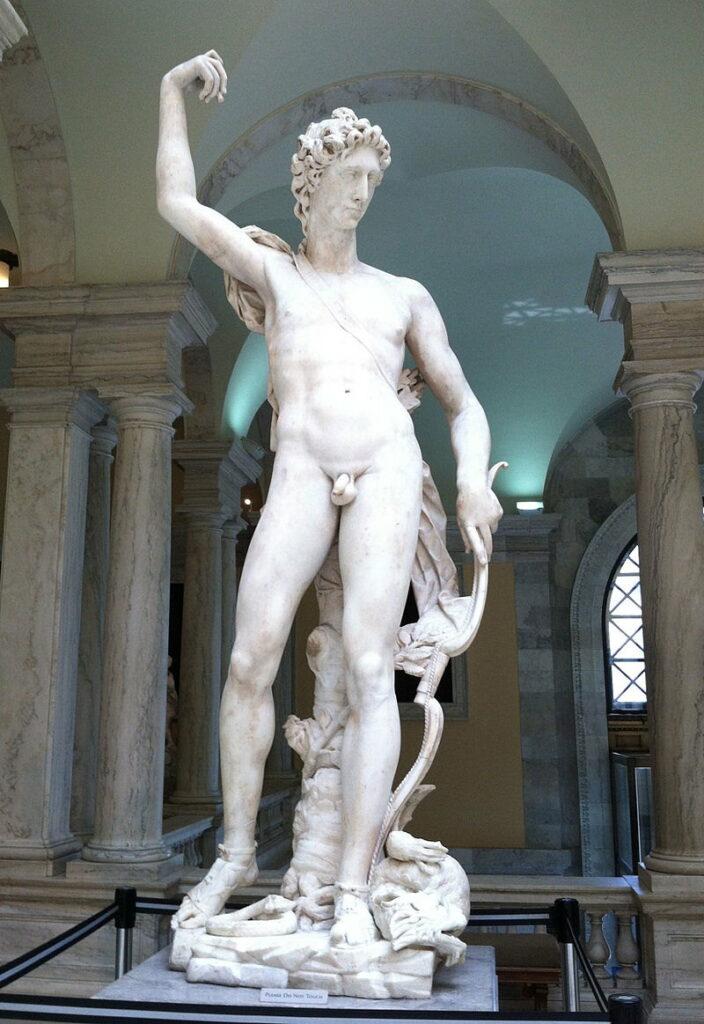 Apollo romeinse god