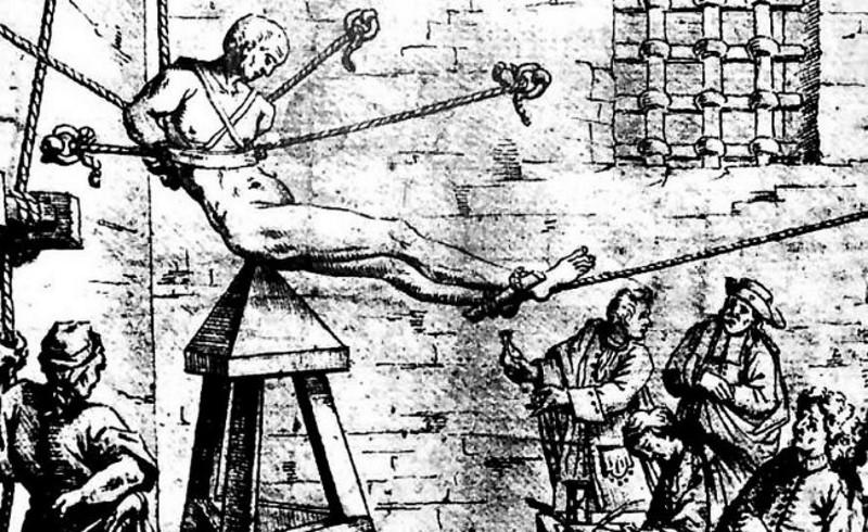 Citaten Uit De Middeleeuwen : Verschrikkelijke martelwerktuigen uit de middeleeuwen