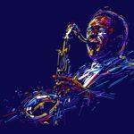 jazz muzikanten