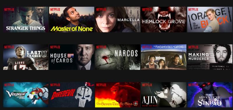 Top 100 Beste Series Op Netflix Nederland 2019 Alletop10lijstjes
