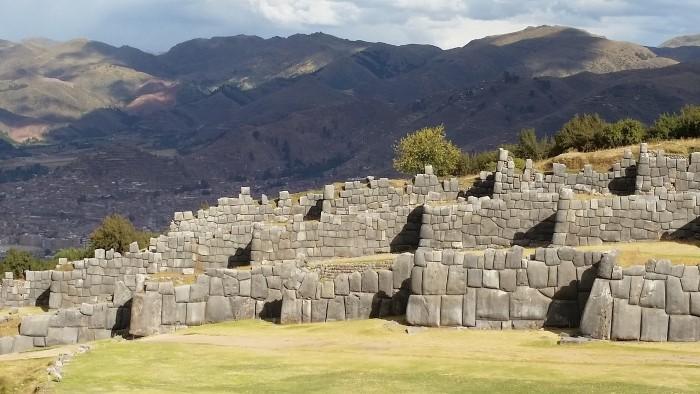 muur van Sacsayhuamán