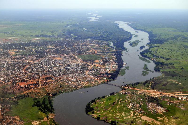 Juba hoofdstad van zuid soedan