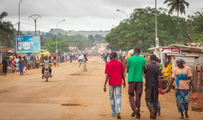 bangui centraal afrikaanse republike