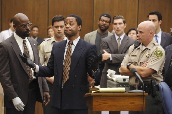 The People versus O.J. Simpson