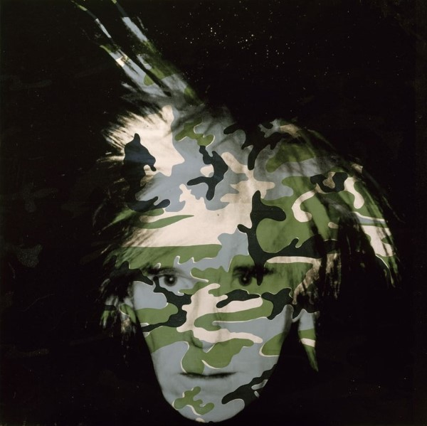 camouflage-self-portrait