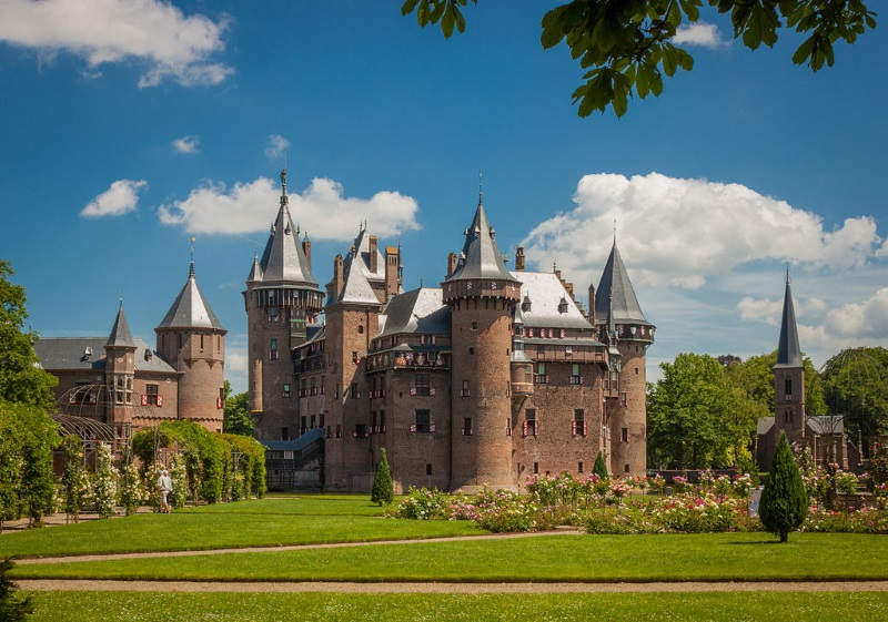 Top 10 mooiste kastelen van nederland alletop10lijstjes for Interieur niederlande