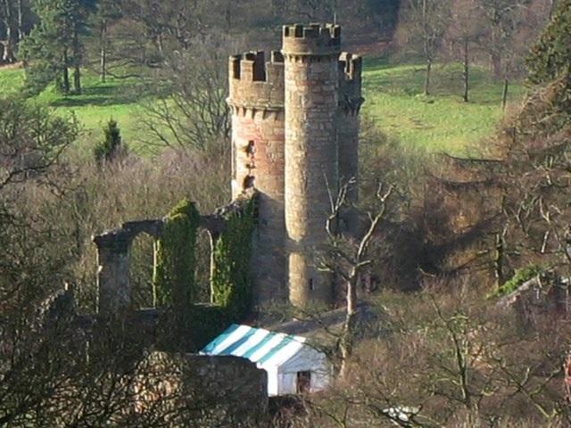 Hagley Hall Castle