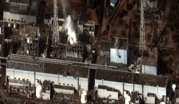 Aardbeving en tsunami in Fukushima