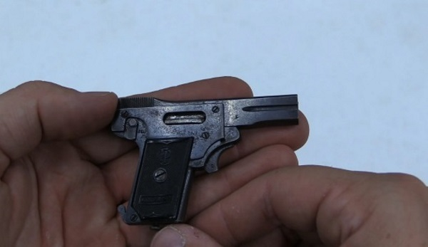 kolibirie pistool