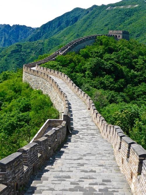 10 weetjes over de chinese muur - alletop10lijstjes