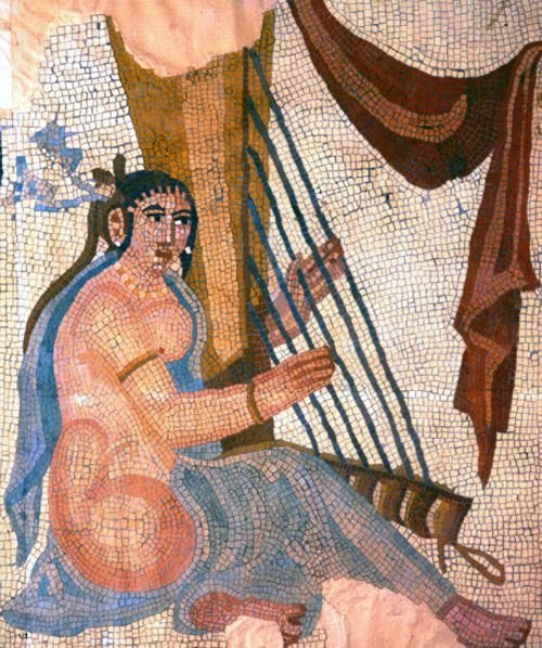 harp als symbool