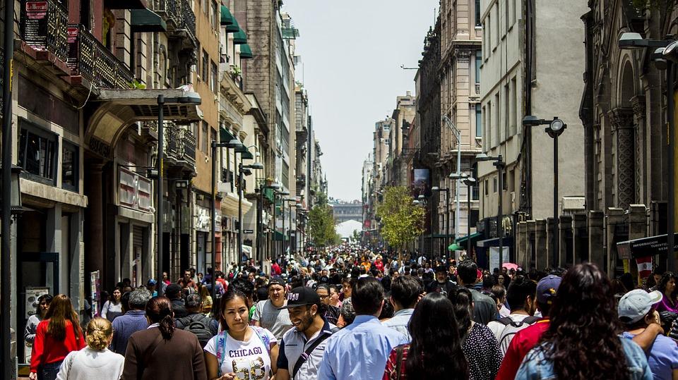 mexico inwoners