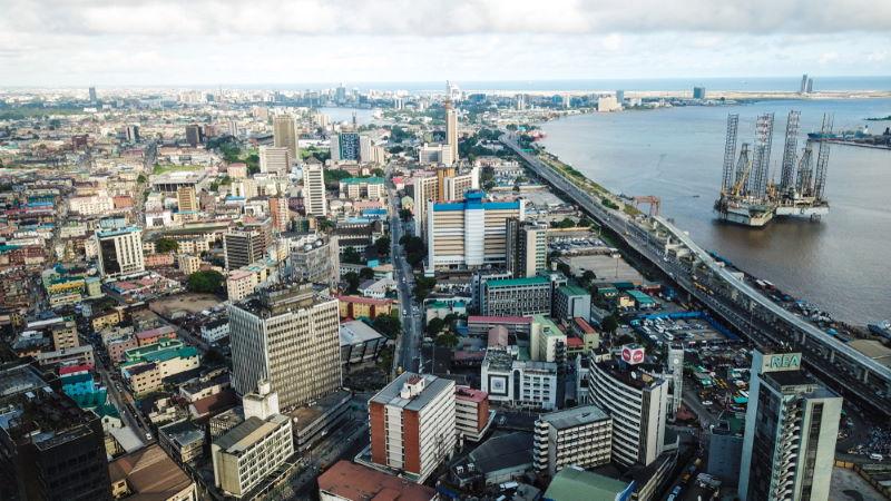 nigeria - grooste land van Afrika (inwoners)