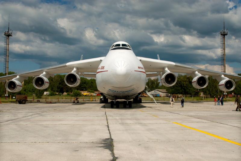 grootste vliegtuig