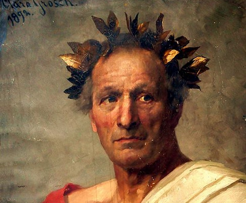 Top 10 Interessante Feiten Over Julius Caesar