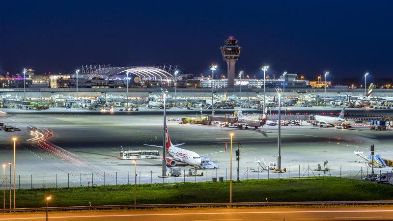munchen vliegveld