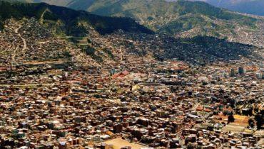 El Alto, de hoogste stad in de wereld