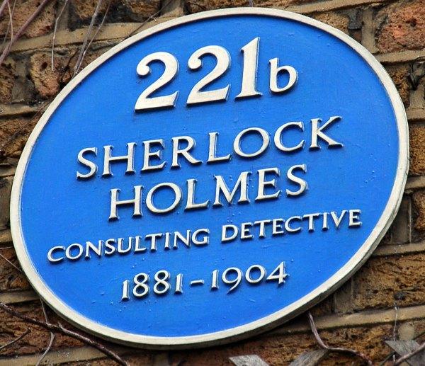 221B Baker Street sherlock holmes straat museum