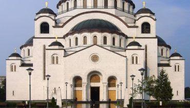 kathedraal van de heilige sava