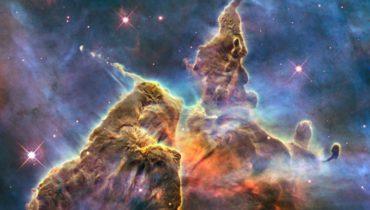 Carinanevel NGC 3372