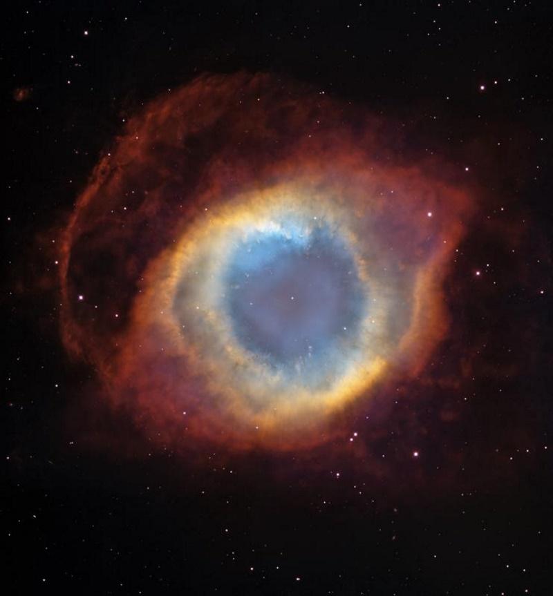 helixnevel NGC 7293