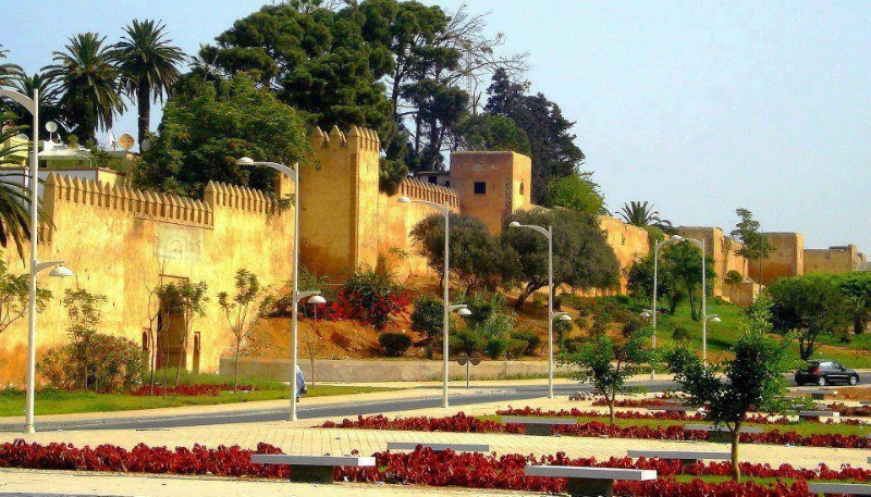 Salé marokko