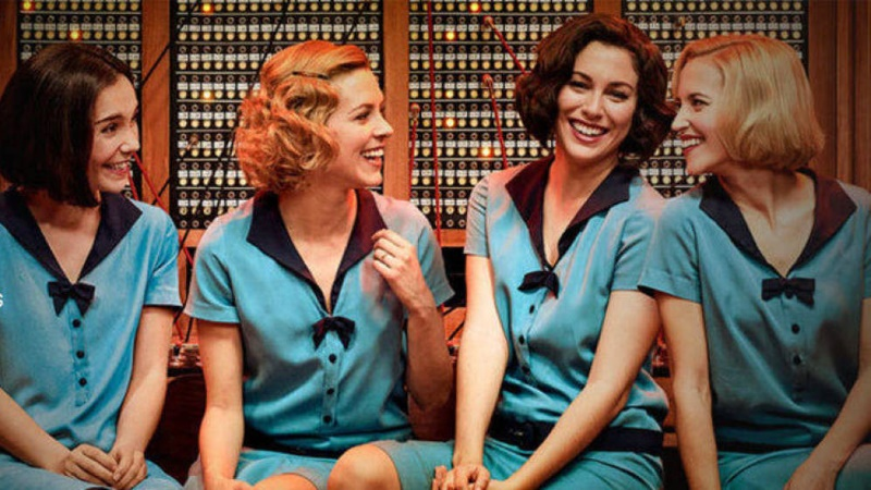 Las chicas del cable - cable girls