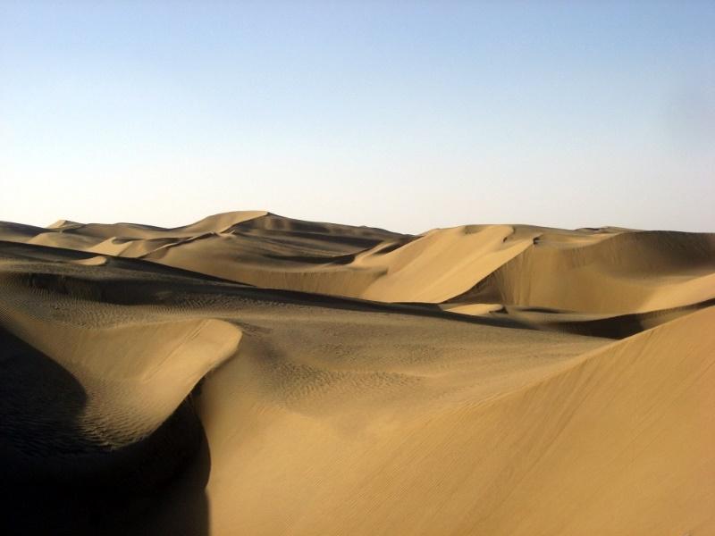 Taklamakan woestijn